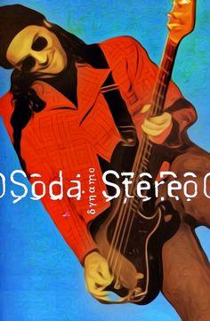Soda Stereo, Zeta Bosio, Disney Characters, Fictional Characters, Disney Princess, Movie Posters, Movies, Animal, Art
