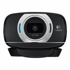 HD Webcam Logitech C615 Black image