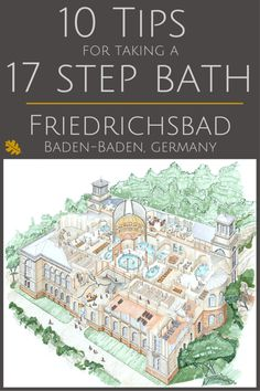 Friedrichsbad, Roman style bath in Baden Baden, Germany - 10 Tips for Taking a 17 Step Bath | Submerged Oaks