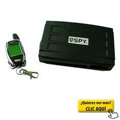 Alarma para coche SPY LC133S 2 vias. Aviso al... #alarma #coche