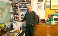Explorer Colonel John Blashford-Snell talks to Jessamy Calkin about his daily   routine, his charity work, and some of the many items he's picked up over   the years. Photographs by Sam Pelly