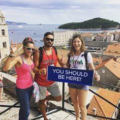 Dubrovnik Wall. Put it on your bucket list #croatia #traveltheworld #Wvlife #protravellers