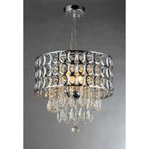 Found it at Wayfair - Antoinette 4 Light Crystal Chandelier