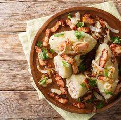 Kartacze podlaskie: przepis Małgorzaty Raduchy [LATO Z RADIEM] - Beszamel.se.pl Thing 1, Bolognese, Pesto, Just In Case, Potato Salad, Ale, Chili, Curry, Yummy Food