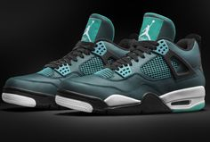 new product dc5ff fcafc The Air Jordan 4 Teal 2015 is one of the many releases as part of Jordan  Brand s remastered versions. The Air Jordan 4 Teal 2015 release date is set  and is