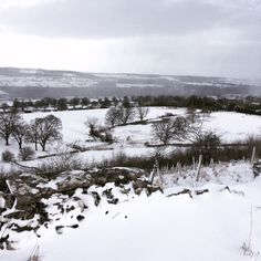 Yorkshire Dales in the snow! January 2015