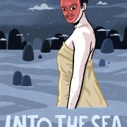 """Into the sea"" illustration by Andreas Denzer • www.andreasdenzer.de"
