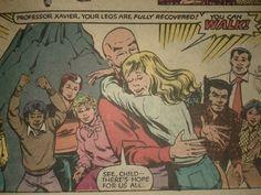 Professor X and his X-Men and New Mutants X Men, Professor, Old School, Sci Fi, Nerd, Novels, Comic Books, Cartoon, Characters