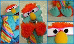 Puppet Professional Puppet Boy Jeffrey by OutofCharacterCreate