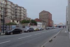 la plaine saint denis rue du landy