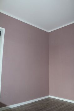 Wandfarbe – Alpina feine Farben – Melode der Anmut Wall paint – Alpina fine colors – Melode of grace Room Interior, Interior Design Living Room, Living Room Decor, Dining Room, Bedroom Wall Colors, Bedroom Color Schemes, Mauve Bedroom, Purple Bedrooms, Bedroom Decor For Teen Girls