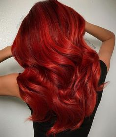 Deep, dimensional reds will always be head-turners, and Guy Tang is a total master. Click through for three red wine formulas that have us drunk in love! Hairstyles Haircuts, Pretty Hairstyles, Men's Hairstyle, Funky Hairstyles, Formal Hairstyles, Wedding Hairstyles, Hairstyles Pictures, Guy Tang Hair, Bold Hair Color