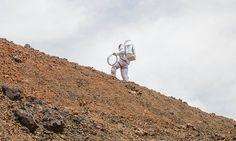 Six leave Mauna Loa dome seeking ocean and fresh food after simulated mission…
