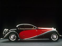 Bugatti Type 50                                   That's  LADY Bugatti to you...-jw