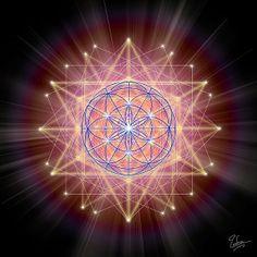 Sacred Geometry 143 Digital Art by Endre Balogh Sacred Geometry Symbols, Cloud Drawing, Psy Art, Geometric Art, Fractal Art, Optical Illusions, Digital Art, Meditation, Fibonacci Spiral