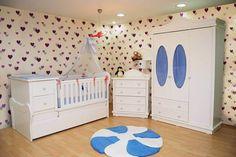 Bebek odası hazırlanırken en çok kullanışlı ve rahat olmasına dikkat edilmelidir. Bebek odasının kullanışlı olması size, rahat olması ise bebeğinize yarayacaktır. Bebeğinizin mışıl mışıl uyuyabileceği bir yatak, rahatsız olmayacağı renkler ve hoş tasarımlar ile birlikte sizlere bebek odalarını sunmaktayız.  #Bebek #oda #BebekOdası #BebekOdaları #Bebekler #mobilya #ankara #bebekoda #bebekmobilyaları #gençodası #genç  http://www.bebekodasimobilyasi.com/