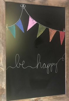 Trendy Ideas For Spring Chalkboard Art Diy Fun Chalkboard Doodles, Chalkboard Art Quotes, Blackboard Art, Chalkboard Writing, Chalkboard Decor, Chalkboard Drawings, Chalkboard Lettering, Chalkboard Designs, Chalk Drawings