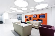 Advent Underwriting appointed Interactive Space to project manage and cost control the design for new space. Light Architecture, Lighting Solutions, Light Fittings, Contemporary, Modern, Lighting Design, Advent, Innovation, Commercial