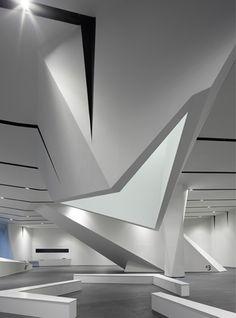 Seoul, South Korea, Korea, NADAAA Inc, Model Home Gallery, black box, mixed-use, public facility, public amenities, office building