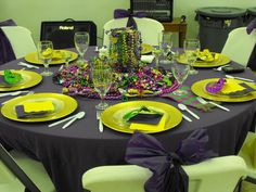 Table Decorating Ideas for Church | for smoking the chicken for us we would like to thank kim watson for ...