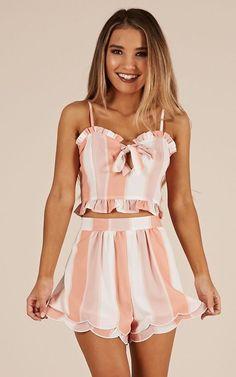 cute outfit ideas for teen girl fashion 70 Cute Summer Outfits, Spring Outfits, Trendy Outfits, Fashion Outfits, 2 Piece Outfits, Two Piece Outfit, Teen Girl Fashion, Cruise Outfits, Dress To Impress