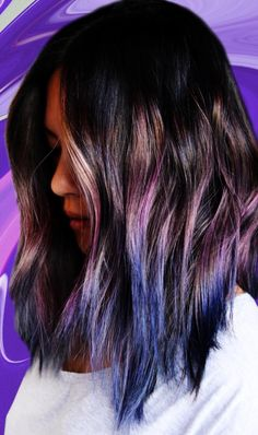 Geode hair color. New hottest trend