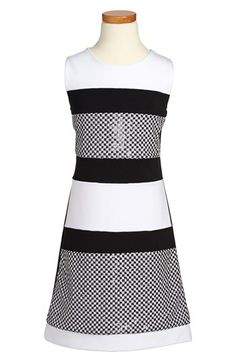 Laundry by Shelli Segal Ponte Knit Sheath Dress (Big Girls) available at #Nordstrom
