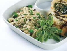Yoga Journal - Minted Couscous with Toasted Pine Nuts