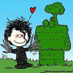Love Edward Scissorhands~ Johnny Depp