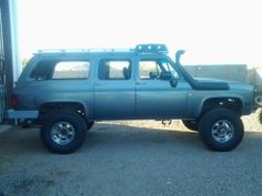1989 Chevrolet Suburban Suburbicon Build By D Rat