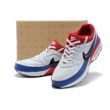 promo code 4bc2d 7e7d6 Hommes Nike Air Max Classic BW BlancBleuRouge
