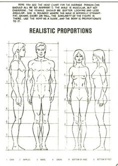 "Great proportions chart. Note - Andrew Loomis ""Figure Drawing for All it's Worth."" is referenced - located at archive.org as pdf. - tutorials on blog appear very good.  »  Morezmore #20 Fortuna – Goddess of Abundance, Luck and Fortune (Part 2)***"