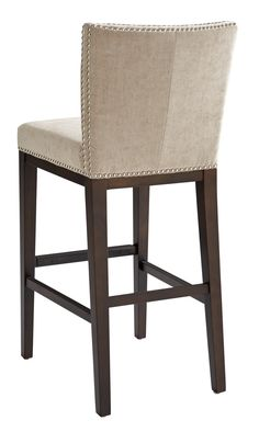 "$342  Sunpan Modern Vintage 26"" Bar Stool with Cushion & Reviews 