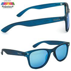 Polaroid Polarised Wayfarer Sunglasses Blue Mirror Ultrasight Lens 100% UVA/B in Clothes, Shoes & Accessories, Men's Accessories, Sunglasses & Eyewear | eBay