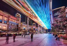 The Digital Aurora Borealis - 30 Amazing Urban Landscape Photographies by Trey Retcliff Hdr Photography, Street Photography, Landscape Photography, Documentary Photography, Amazing Photography, Nikon D3100, Like Crazy, Lightroom, Places Around The World