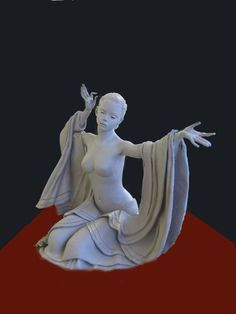 by Marie Pauele Devile Chabrolle / Франция Human Sculpture, Sculptures Céramiques, Art Sculpture, Pottery Sculpture, Zbrush, Oeuvre D'art, Erotic Art, Figurative Art, All Art