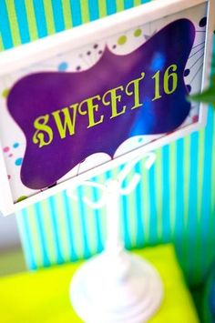 Hostess with the Mostess® - Sweet 16 Birthday