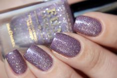 F.U.N. Lacquer 2015 Limited Edition Collection ~ Glitterfingersss in english