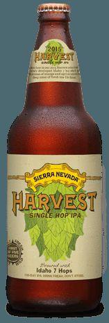 Harvest   www.sierranevada.com