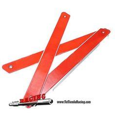 Triángulo de Señalización para Accidentes Coche Camión 45cm -- 5,22€