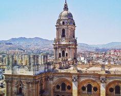 Las 7 Catedrales más bonitas de España según los usuarios de Facebook: Catedral de Málaga