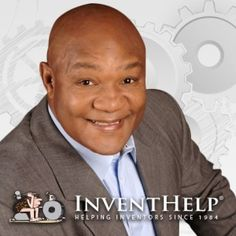 Our Big News Revealed!: InventHelp® Joins Forces with George Foreman!!  #GeorgeForeman #InventionNews #Invention #Inventors #InventHelp