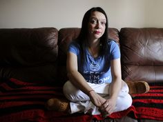Abbiegael Craigie says she would benefit from a new hepatitis C drug treatment.