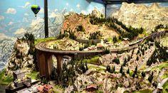 miniature wunderland #gotripit #hamburg #hamburgwithkids #travelwithkids