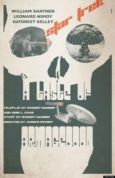 "Star Trek: The Original Series S01E23: ""A Taste of Armageddon"" (First Broadcast: February 23, 1967)"