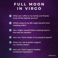 Instagram My Benefits, Virgo Moon, Full Moon, Of My Life, Work Hard, I Can, Health Tips, Positivity, Tarot