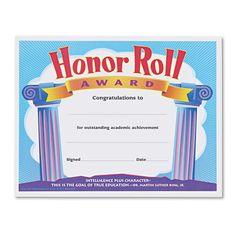Congratulations Certificates 812 X 11 White Border 30pack
