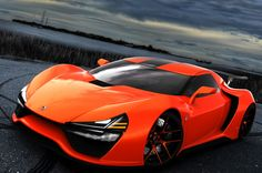 2000 HP Trion Nemesis by Trion SuperCars..