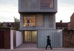 Manser Medal Winner: Slip house, London by Carl Turner Architects | Buildings | Architectural Review