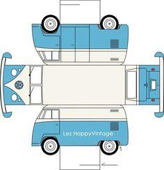 coche de papel - Buscar con Google